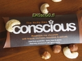 CONSCIOUS THE NUTTY ONE 50G RAAKASUKLAA LUOMU