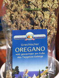 BIO KING OREGANO 30G