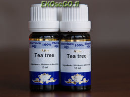 FRANTSILA TEA TREE ETEERINEN ÖLJY 10 ML