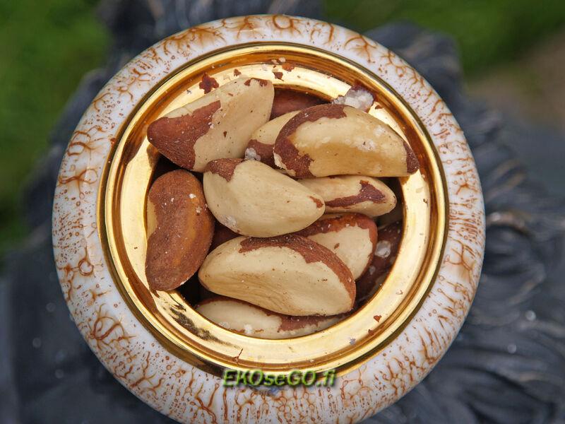 Parapähkinä terveys